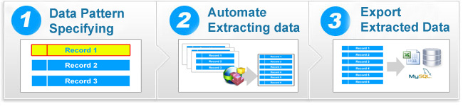 Automate Extracting Data